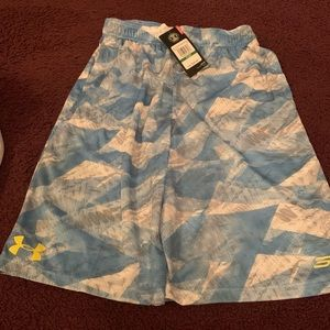 Youth large Under Armour Steph Curry SC